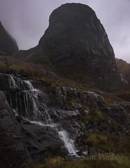 DarkDaysOnBheinnBahn_2018_09_16_1259 (Sam Waddy) Tags: scotland landscape light rain d800 tiltshift pce water waterfall mountains torridon