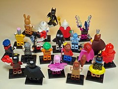 LEGO – 71017 – Minifigures – Batman Movie – Series 1 – What?? Is it something I said?? (My Toy Museum) Tags: lego minifigures minifigure mini figure batman movie