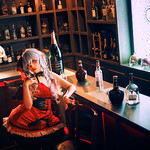 Remilia Scarlet - Barmaid thumbnail