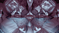 Obsidian dreams - fractal animation (msdte) Tags: fractals fractal animation 3d 3dart cgart abstract fragmentarium ambient lucettebourdin