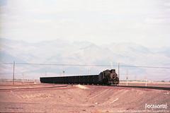 2018/10/2 JS8366 Sandaoling (Pocahontas®) Tags: js8366 steam engine locomotive railroad railway chinarailway train loco steamlocomotive sandaoling xinjiang film 135film kodak ektar100