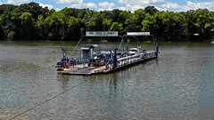 White's Ferry (SchuminWeb) Tags: schuminweb ben schumin web july 2018 maryland md montgomery county dickerson whites ferry whitesferry boat general jubal early ferryboat boats cable stayed cablestayed ferries transport transportation public ferryboats loudoun virginia va