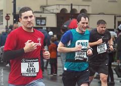 Birmingham Half-Marathon (2018) 19 (Row 17) Tags: uk gb greatbritain england westmidlands birmingham birminghamuk competitors runners athletes people candid portrait olympus streetscene citylife