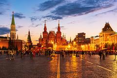 Red Square (gubanov77) Tags: redsquare people moscow russia city cityscape urban night street streetscape kitaigorod