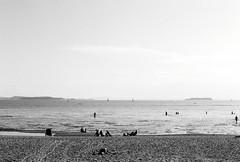 0001140-R1-E013 (gracito14) Tags: yashica fx3 super2000 fujifilm acros 100 blackwhite blackandwhite bw film slr north beach burlington vermont lake champlain