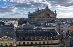 Palais Garnier / Опера Гарнье (dmilokt) Tags: город city town небоскреб skyline башня tower dmilokt nikon d750 paris париж