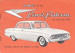 1960 Ford Falcon Salesperson's Guide (Hugo-90) Tags: 1960 falcon sales guide car auto automobile ford brochure ads advertising
