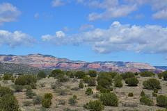 Sedona 4 (Krasivaya Liza) Tags: sedona az arizona out west red rocks cliffs canyon canyons nature natural cliff grateful gratefulness park western arizonan desert
