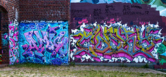 HH-Graffiti 3851 (cmdpirx) Tags: hamburg germany graffiti spray can street art hiphop reclaim your city aerosol paint colour mural piece throwup bombing painting fatcap style character chari farbe spraydose crew kru artist outline wallporn train benching panel wholecar