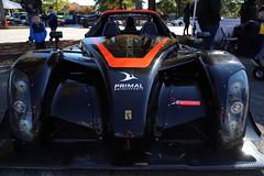 Radical Spyder (Chuck Diesel) Tags: blackandorange caffeineandoctane carshow racecar radical spyder rxc racing race carbonfiber