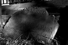 Sacred (MikeOB64) Tags: headstone graveyard 35mm zorki 4k rangefinder jupiter8