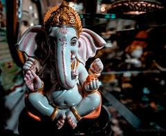 Ganesha (TheViewDeck) Tags: sculpture gods ganesha hinduism singapore elephant mythology