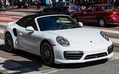 (seua_yai) Tags: northamerica california sanfrancisco thecity candid people street car porsche 911 turbos seuayai sanfrancisco2018