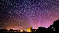 A Purple Sky Night (RStonejr) Tags: canon80d september2018 september nature purple flickr california rs2photography rural trees night longexposure startrax startrails stars star sky fallingstars owensvalley canon 80d 10mm rokinon rokinon10mm28 rs2pics
