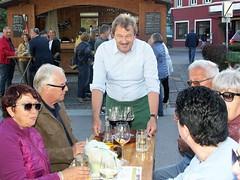 2018-10-05 Hainfeld Wochenmarkt Bürgermeisterkochen