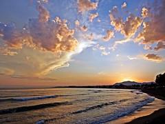 Atardecer 01-10-2018 (Antonio Chacon) Tags: andalucia atardecer marbella málaga mar mediterráneo costadelsol cielo españa spain sunset