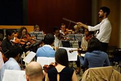 _DSC6083 (erengun3) Tags: jp morgan symphony orchestra rehearsal jpmorgan beethovens 9th eastlondon london londra orkestra raffaello morales citygateway ezgigunuc ezgidalaslan ezgi gunuc violin