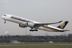 Singapore Airlines (ab-planepictures) Tags: flugzeug dus eddl düsseldorf flughafen airport aircraft plane planespotting aviation