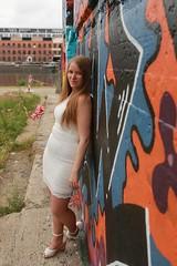 363 (boeddhaken) Tags: gent blond model longhair dreamwoman beautifulwoman woman girl cutegirl lovelygirl dreamgirl beautifulgirl lovelyangel angelface beautifulface graffiti