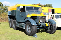 1941 Scammell Pioneer GGU366 (davidseall) Tags: 1941 scammell scammel pioneer ggu366 ggu 266 truck lorry recovery large heavy goods vehicle haulage commercial old british