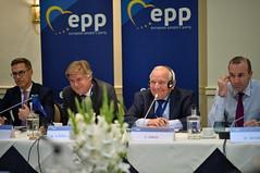 EPP Summit, Brussels, 17 October 2018 (More pictures and videos: connect@epp.eu) Tags: eppsummit brussels 17october2018 epp summit european people party belgium october 2018 manfred weber antonio lópezistúriz joseph daul alexander stubb