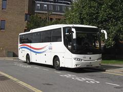 PN57CUK Ipswich 18-9-18 (marktriumphman) Tags: irisbus marcopolo suffolk ipswich norse