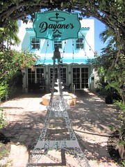 Eiffel Tower 9733 (Tangled Bank) Tags: downtown lake worth florida urban city old classic heritage vintage street photography commercial building structure architecture french restaurant