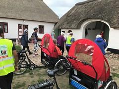 Billund Dagtur August 2018 Cykling uden alder Karensminde