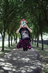 Tapu Lele (kaldec_) Tags: art artistic houston fashion photober photoshoot pokemon tapulele pinkandblack blackpink mirror mirrorhead photography katy texas tx photober2018 sigma 1835mm hsm 18