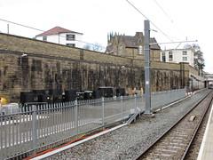 B438w Bolton (61379 Mayflower) Tags: railway railways electrification