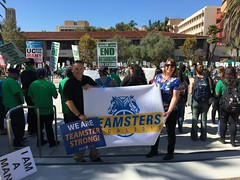 AFSCME Strike @ UCSB 7