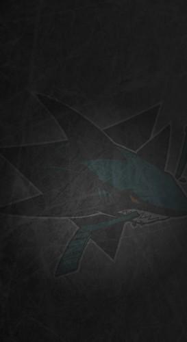 San Jose Sharks Nhl Iphone X Xs Xr Home Screen Wallpaper