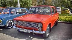VAZ 2101 (chernatsky.artem) Tags: nikon d90 outdoors kiev ukraine oldcarland retro hdr ussr car vehicle va vaz2101 2101