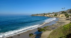 Laguna Morning (Bennilover) Tags: beach beaches coast california lagunabeach october31 sunshine warm ocean surf waves zoomies sand