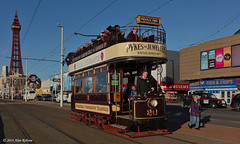2018-10-18 c Birkenhead 20 Golden Mile (Blackpooltrams) Tags: merseyside tramway preservation society blackpool birkenhead wirral 20