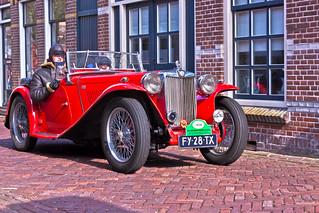 MG TA Midget 1938 (4257
