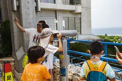 BM7Q3501.jpg (Idiot frog) Tags: girl child travel kid cute boy aquarium japan okinawa