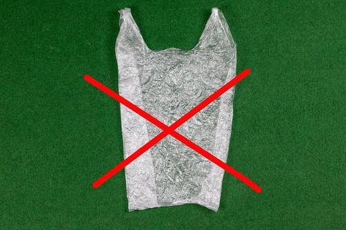No plastic bags by wuestenigel, on Flickr