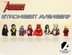 Strongest Avenger [COMICS]