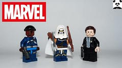 Taskmaster (Random_Panda) Tags: comics superhero superheroes hero heroes super comic book books lego figs fig figures figure minifigs minifig minifigures minifigure purist purists character characters marvel villains villian nick fury taskmaster phil coulson shield