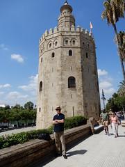 Torre del Oro (VJ Photos) Tags: hardison spain seville torredelorro