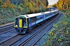 159005 (stavioni) Tags: 159005 159101 south western railway west trains brel british rail sprinter class159 dmu diesel multiple unit train