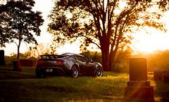 Into The Sun. (VisualEchos) Tags: exige nikon d810 zeiss 1352 yokohama champion brembo ap racing ohlins cup car 190 220 240 255 260 s2 carbon fiber