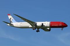 G-CKWN - LGW (B747GAL) Tags: norwegian boeing b7879 dreamliner lgw gatwick egkk gckwn oscar wilde