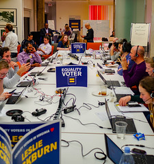 2018.11.05 Get Out The Vote GOTV, Washington, DC USA 07736