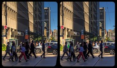 Financial District, Toronto 3-D / CrossView / Stereoscopy / HDRaw (Stereotron) Tags: toronto to tdot hogtown thequeencity thebigsmoke torontonian downtown financialdistrict streetphotography urban citylife north america canada province ontario cross eye view xview crosseye pair free sidebyside sbs kreuzblick bildpaar 3d photo image stereo spatial stereophoto stereophotography stereoscopic stereoscopy stereotron threedimensional stereoview stereophotomaker photography picture raumbild twin canon eos 550d remote control synchron kitlens 1855mm 100v10f tonemapping hdr hdri raw