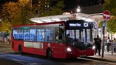 Diesel Comes First (londonbusexplorer) Tags: london united ratp group adl enviro 200 mmc dle30060 sn17mvj c1 white city victoria tfl buses
