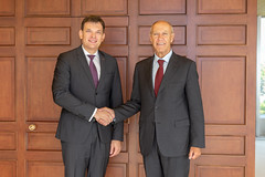 WIPO Director General Meets head of Belarus Delegation to 2018 WIPO Assemblies (WIPO | OMPI) Tags: assemblies bilateralmeeting directorgeneral francisgurry ompi wipo belarus
