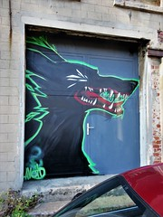 Avoid / Hundelgemsesteenweg - 5 okt 2018 (Ferdinand 'Ferre' Feys) Tags: gent ghent gand belgium belgique belgië streetart artdelarue graffitiart graffiti graff urbanart urbanarte arteurbano ferdinandfeys