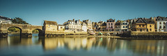 Saint-Goustan en automne (dbrothier) Tags: auray morbihan france fr saintgoustan pano canonef1740mmf4lusm longexposure bzh bretagne breizh lr eos6d canon canon6d raw fishing port harbour automne fall